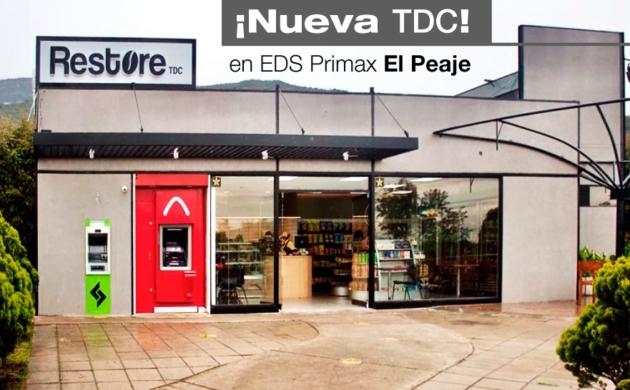 Nueva Tienda de Conveniencia Restore TDC