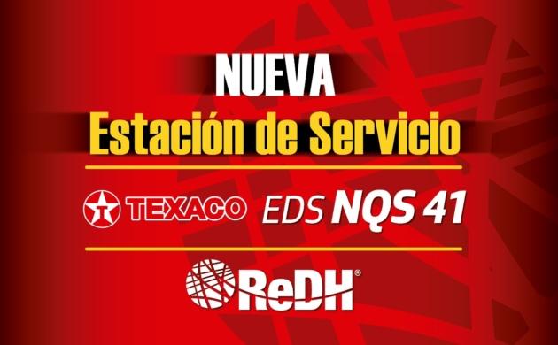Nueva EDS Texaco NQS